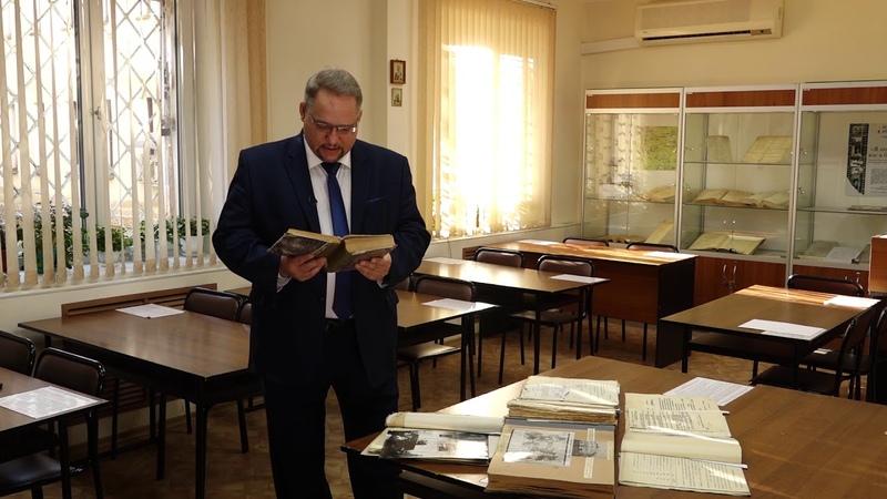 Олег Васильев: Наш древний и богатый край славен своей историей