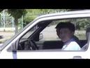 Темиртау Пристыдили молодого полицейского за понты на дороге