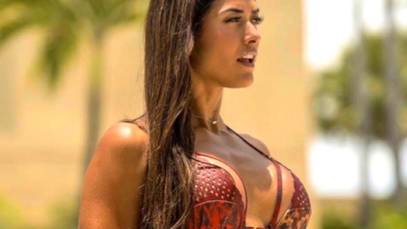 Tatiana USSA GIRARDI Female Fitness Motivation