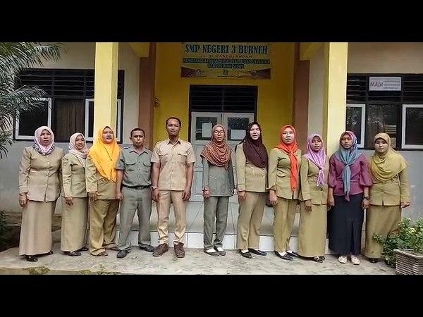 Menolak berita Hoax Guru SMPN 3 Burneh kec Burneh kab Bangkalan