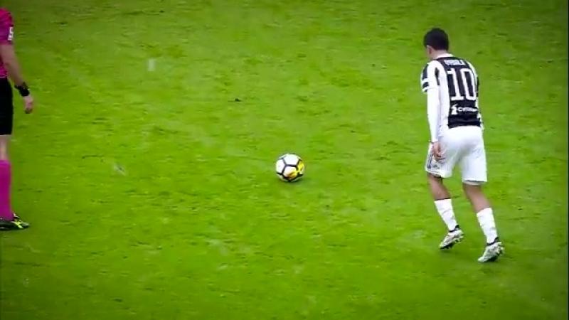 Nessuno nei top campionati europei ha segnato più gol da calcio di punizione di noi la sc