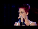 P nk Get the Party Started Just Like a Pill The Brit Awards 2003