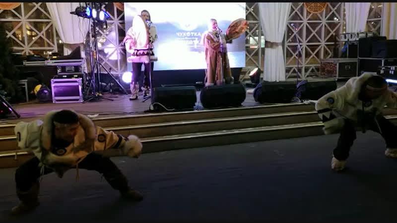 Забой оленя Тверская пл.