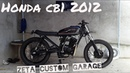 Honda cb1 scrambler