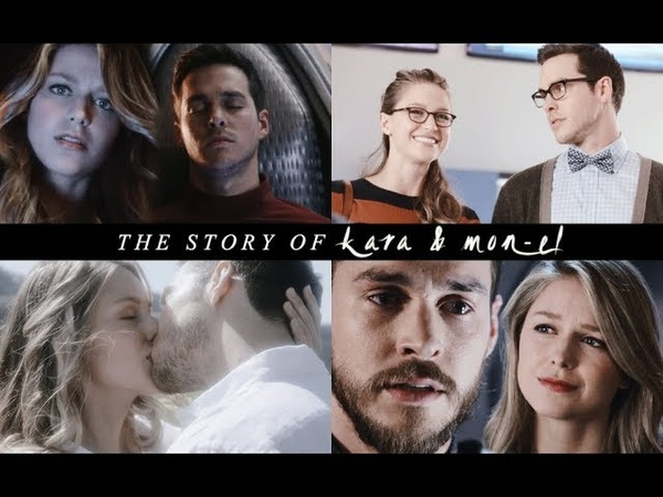 The Story of Kara Mon-El | [2x01 - 3x23]