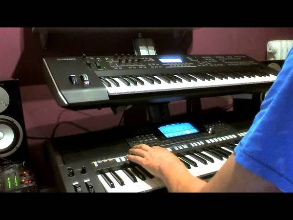 Robert Miles Trance - Children Rotals ST PSR- S770