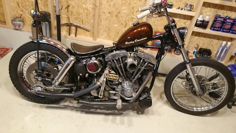 Harleydavidson 1981 Shovelhead ss B carburetor