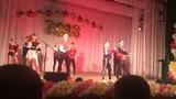 Выпускной танец в олимпийках, школа №3 г.Добрянка / Школьная / Elvira T