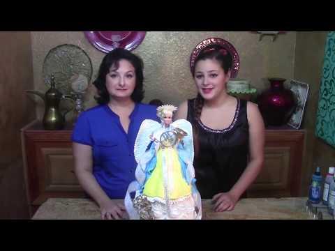 Christmas Angel Barbie Cake- Cake Decorating