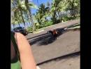 Anikka Albrite снимает петушка и курочку