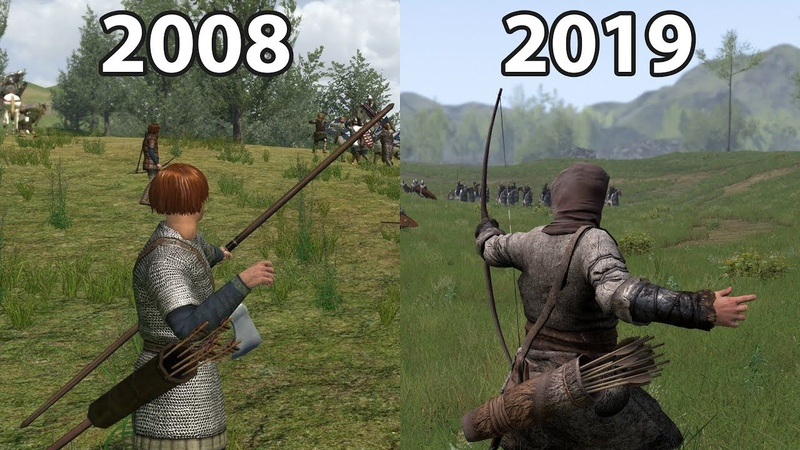 Mount Blade vs Mount Blade 2: BANNERLORD