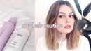 How I Style My Hair | Hair Routine 2018 | Lucy Moon