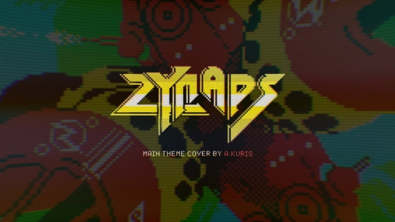 ZX-Spectrum Zynaps Main Theme Cover
