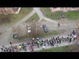 Праздничное шествие на Шлюзе 8 мая 2018 год