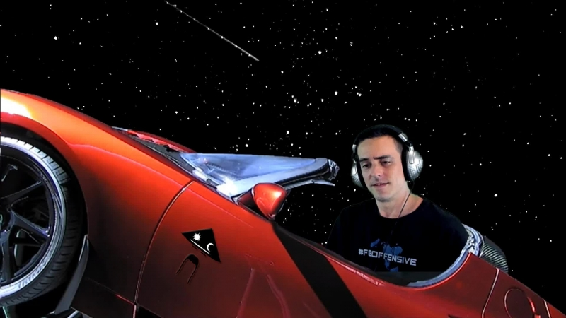 FLATSMACKING TIME! - Taking the Tesla to Chat Rouletters again! hahaha