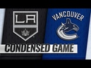 Los Angeles Kings vs Vancouver Canucks – Sep.20, 2018 Preseason Game Highlights Обзор матча