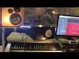 Тигры на студии P-Tone|запись баса и барабанов