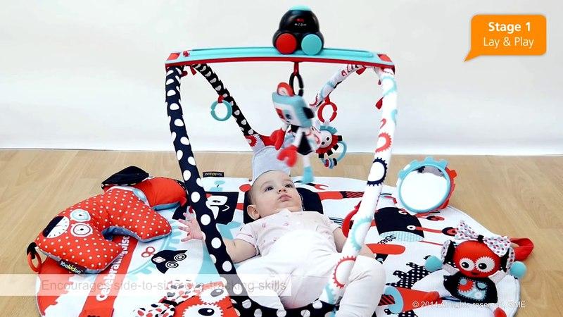 Развивающий музыкальный коврик Роболенд ТМ Yookidoo