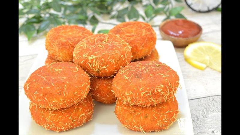 চিকেন কাটলেট    Bangladeshi Style Chicken Cutlet    Eid Recipies 2018