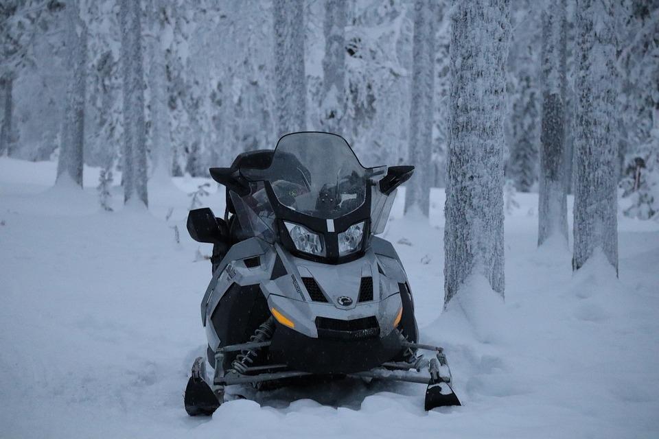 В Марий Эл проверят снегоходы и тракторы
