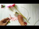 Auclip-Net-diy-craft-tutorial-how-to-make-paper-flower-gerbera-lam-hoa-dong-tien-bang-giay-nhun.mp4