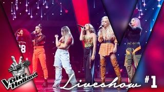 Little Mix, Debrah Jade & Kimberly - Woman Like Me | TVOH | The Liveshows | S9