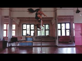 Daria Sokolovskaya / Дарья Соколовская (Polёt Dance School) г. Челябинск