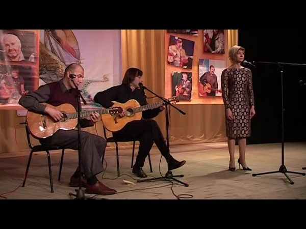 Лидия Чебоксарова. Концерт в Луховицах 22.04.2007