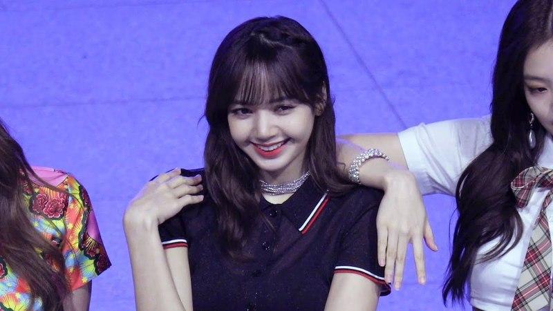 180524 블랙핑크(BLACKPINK) 리사(Lisa) 휘파람(WHISTLE) [한양대 축제] 4K 직캠 by 비몽