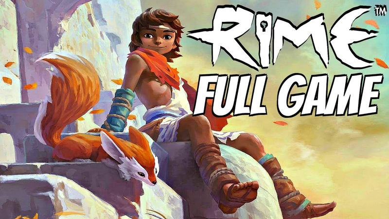 RIME - Gameplay Walkthrough Part 1 FULL GAME (1080p 60fps)