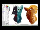 Power of Three - Warrior cats Speedpaint