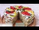 Торт из кабачка: Дневник Здоровья