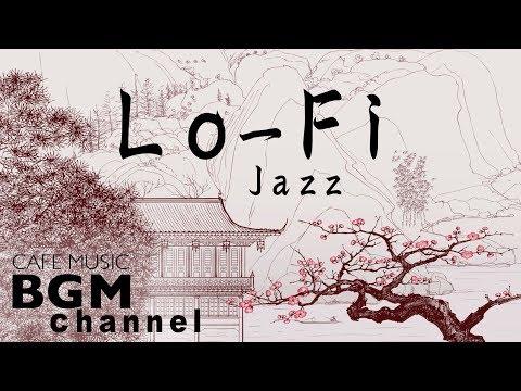 Lofi Hip Hop Jazz Hip Hop - Chill Out Cafe Music - Study Beats