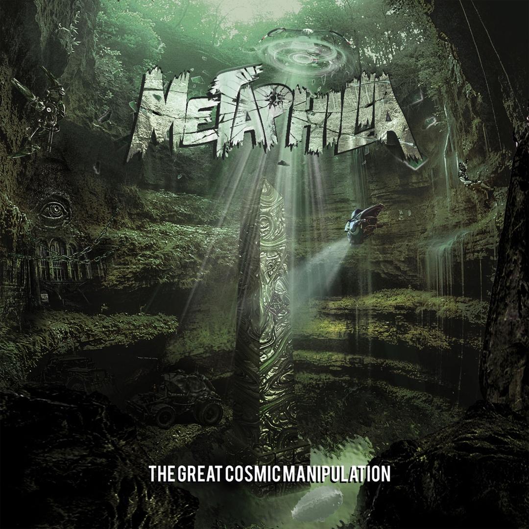 Metaphilia - The Great Cosmic Manipulation (2019)