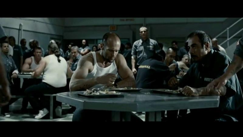 Death Race Jason Statham Fight Scene German
