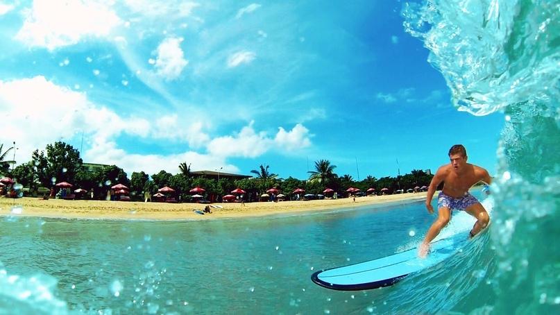 Лучшие места на планете для серфинга!