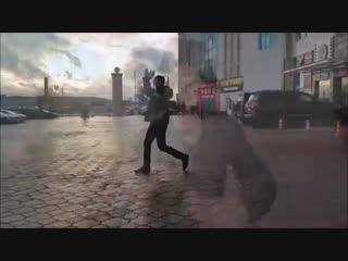 [v-s.mobi]Девушка И Парень Танцуют Очень Красиво В Москве 2019 Чеченская Лезгинка На Русском ALISHKA AIDA.mp4
