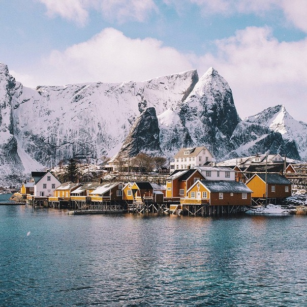 Авиабилеты в Норвегию (Осло) за 10900 рублей туда-обратно из Москвы