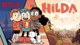Хильда / Hilda РУССКИЙ ТРЕЙЛЕР NEWSTATION | Official Trailer HD Netflix