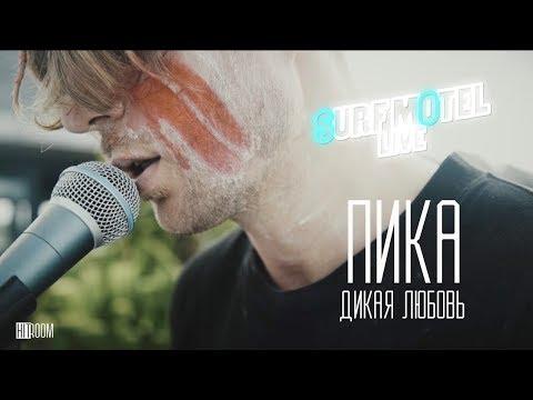 ПИКА - ДИКАЯ ЛЮБОВЬ (Surf Motel Live Session) feat. The Denp