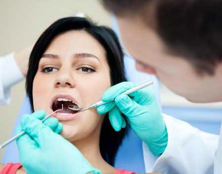 Пломбирование зубов композитными материалами