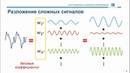 Основы ЦОС 09 Синусоидальный сигнал как базис ссылка на скачивание скрипта в описании