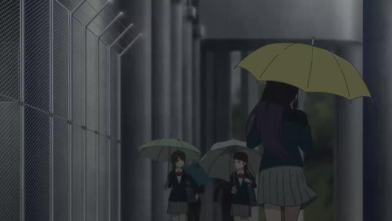 Из завтрашнего дня разноцветного мира 11 Irozuku Sekai no Ashita kara 11 серия HD