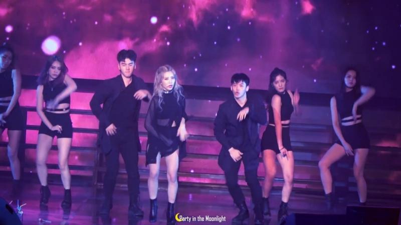 [FANCAM] 180819 이달의소녀/Kim Lip – Eclipse @ Debut Concert