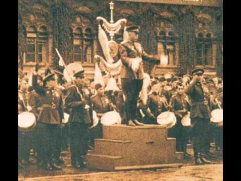 Марш Ленинградских гвардейских стрелковых дивизий