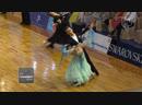 Bosco Nolan IRL ¦ 2018 GS STD Taipei City ¦ R2 SF ¦ DanceSport Total