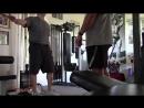 Training with Frank Zane 10 9 15