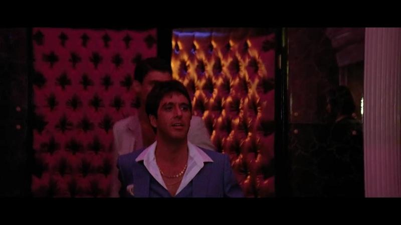 Лицо со шрамом (1983) Аль Пачино