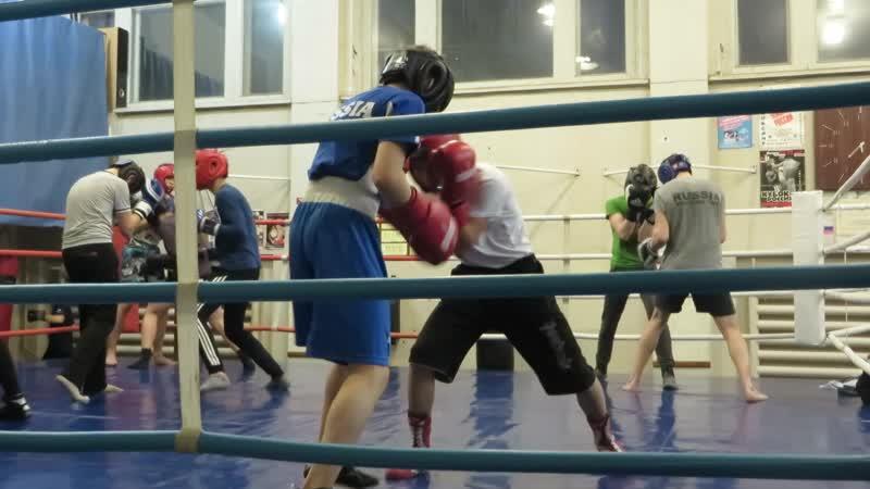 16.11.2018/Группа бокса Легион мастеров