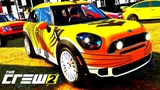"""THE CREW 2 """"GOLD EDiTiON"""" (TUNiNG) MiNi COOPER S COUNTRYMAN ALL4 PART 773 ..."""